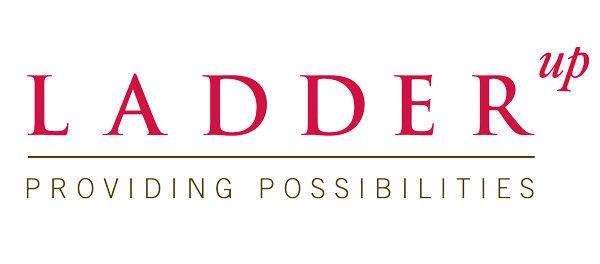 Ladder up Logo in Website Spotlight