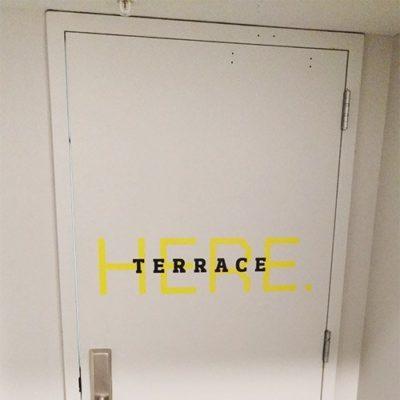 Terrance Door Graphic