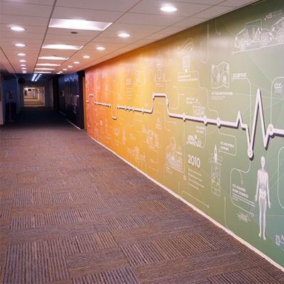 Colorful Wall Graphics