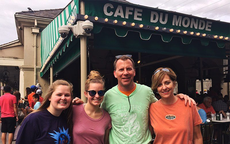 Giving Back In The Big Easy 11 Cafe Du Monde