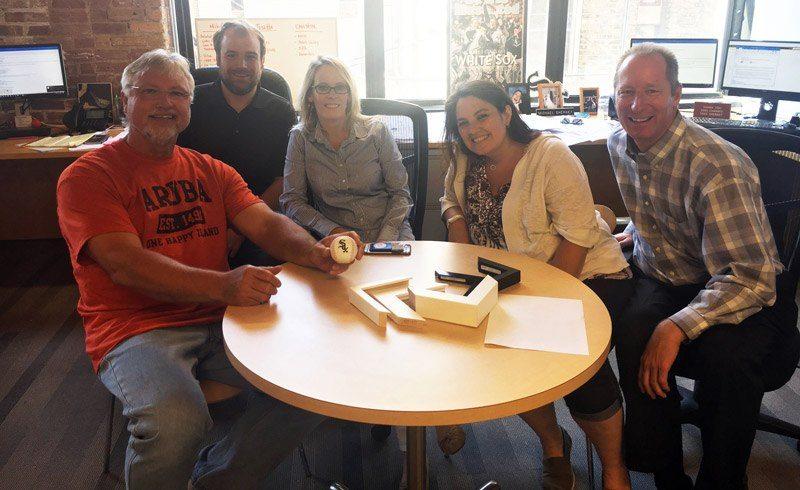 Moving Right Along 4 Ron Kittle Visits Cushing