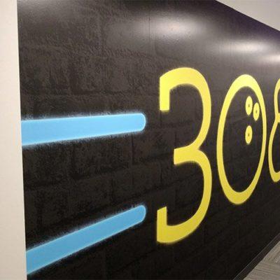Ca Ventures Wall Graphics