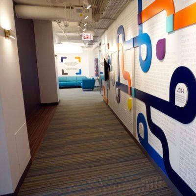 IFYC Wall Graphics