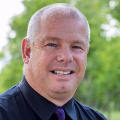 Client Rick Lyman of JJC