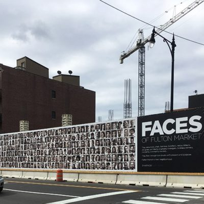 Construction Fence Wrap