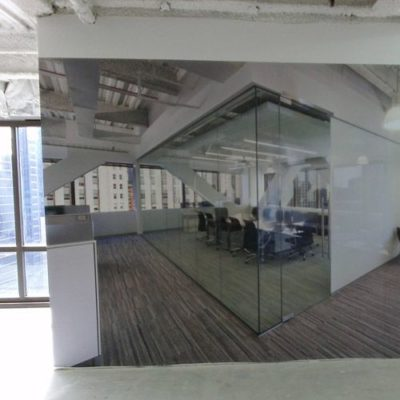 Shorenstein Leasing Wall Graphics