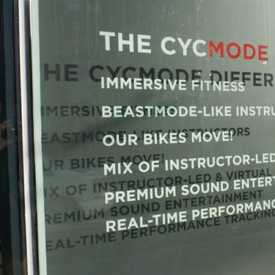 Cycmode Window Graphics