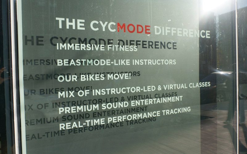 Cycmode Window Graphics