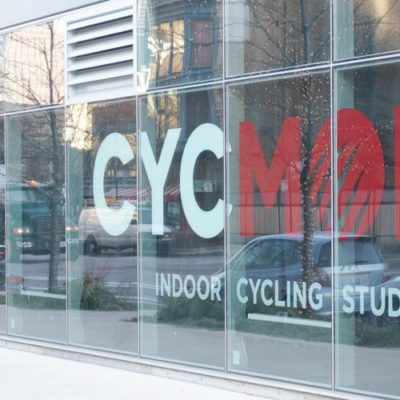Storefront Window Graphics at Cycmode