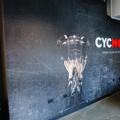 Wall Mural at Cycmode