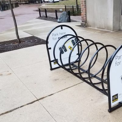 Bike Rack Graphics