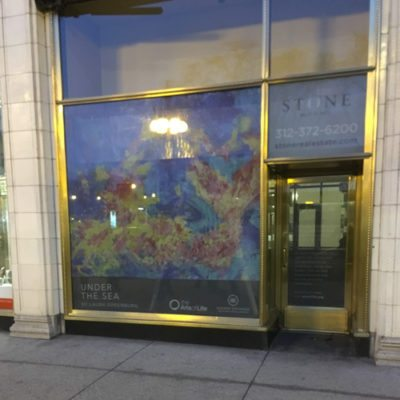 Commercial Real Estate Window Graphics