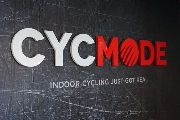 Cycmode Dimensional Lettering