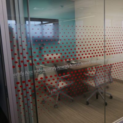 Privacy Film For Windows Decorative Or Frosted Decals