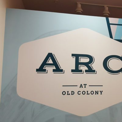 ARC at Colony Wall Graphic