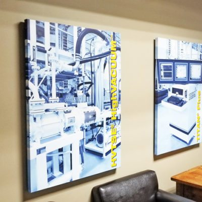 Creative Canvas Prints are Great for Branding