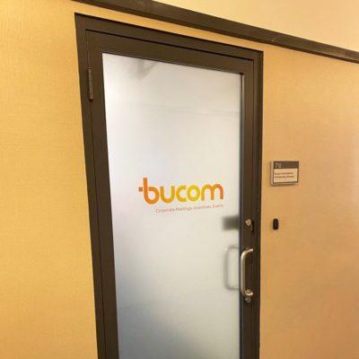 Front Door Privacy Film at Bucom