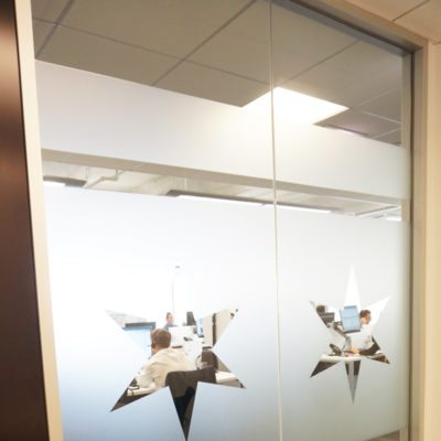 Individual Office PHMG Privacy Film