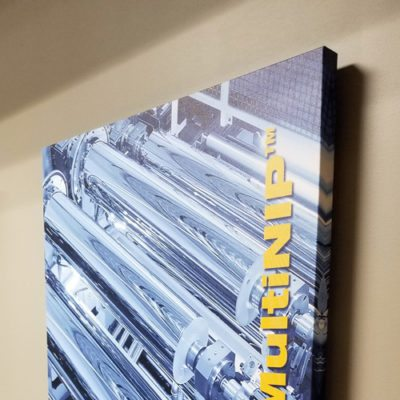 Vertical Canvas Print at Process Technologies