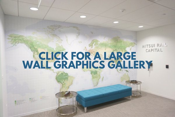 Image Links to a Large Wall Graphics Gallery.
