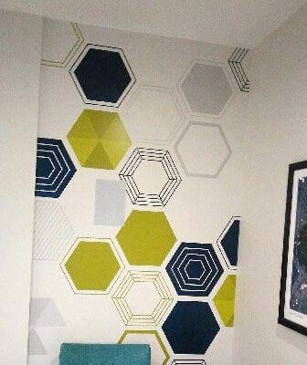 Apartment Wall Graphics