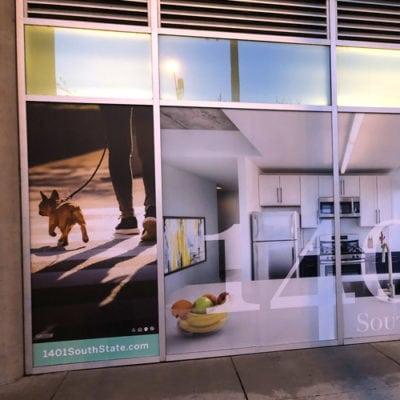 Real Estate Window Graphics