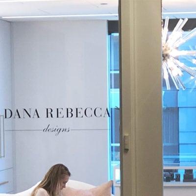Dana Rebecca Designs Window Graphic
