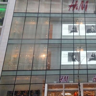 Window Film At H&M