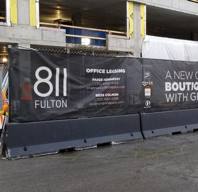 811 Fulton Graphics to Promote Retail Opportunities