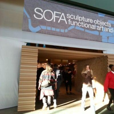 SOFA Banner Outside Conference Entrance