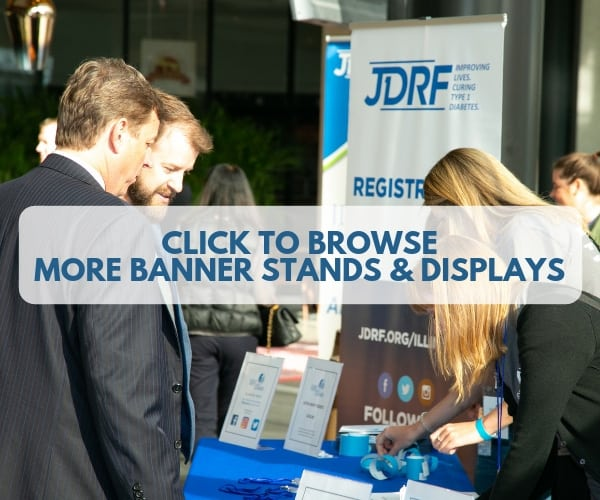 More Banner Stands and Trade Show Solutions