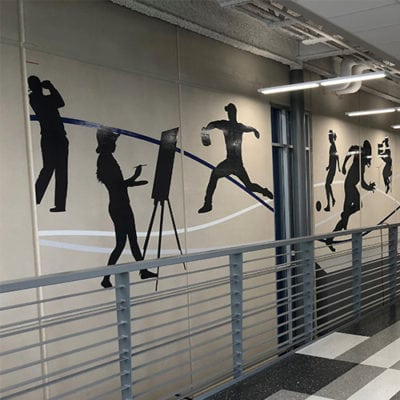 CHS Wall Graphics