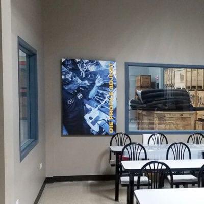 Break Room Canvas Prints