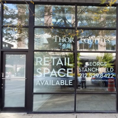 Commercial Real Estate Graphics for Thor Equities
