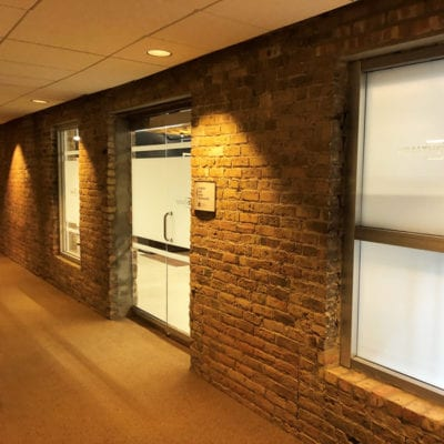 Privacy Window Film for Office