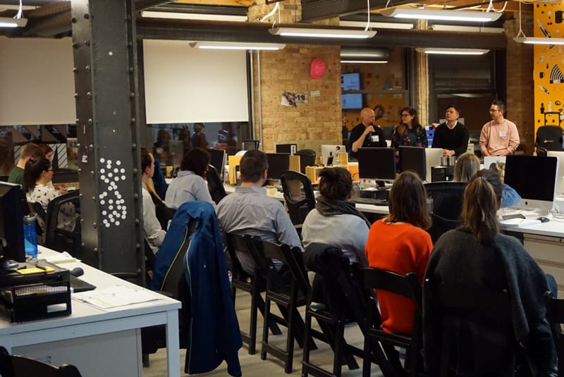Delving Into Design Week 4 Panelists Discuss Design in the Production Area