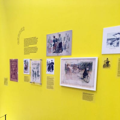 Vinyl and Foam Core Prints at Design Museum of Chicago