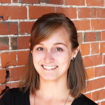 Annie Leue of Design Museum of Chicago