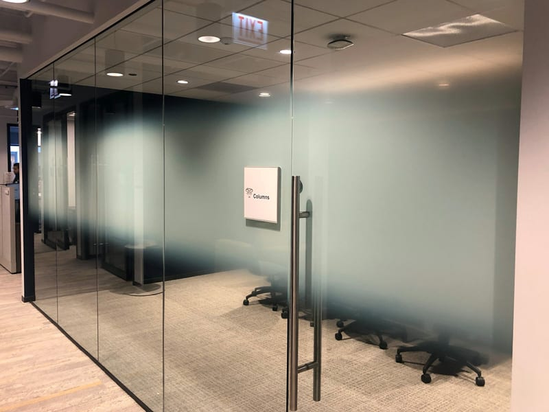 Installs To Inspire Your 2019 and Beyond 1 Conference Room Privacy Film 1