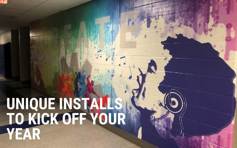 Installs To Inspire Your 2019 and Beyond