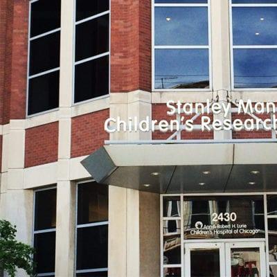 Lurie's Dimensional Signage Building Exterior