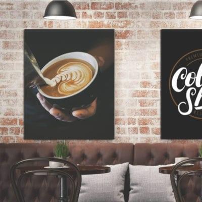 Restaurant or Hospitality Graphics