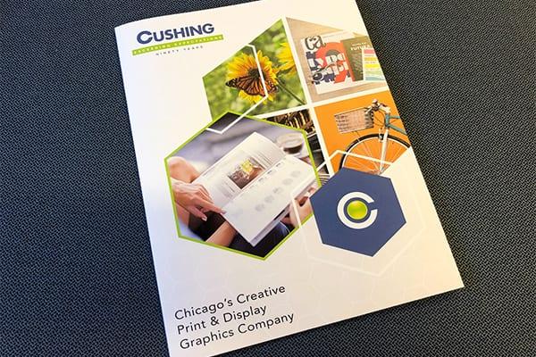 Cushing's Konica Brochure