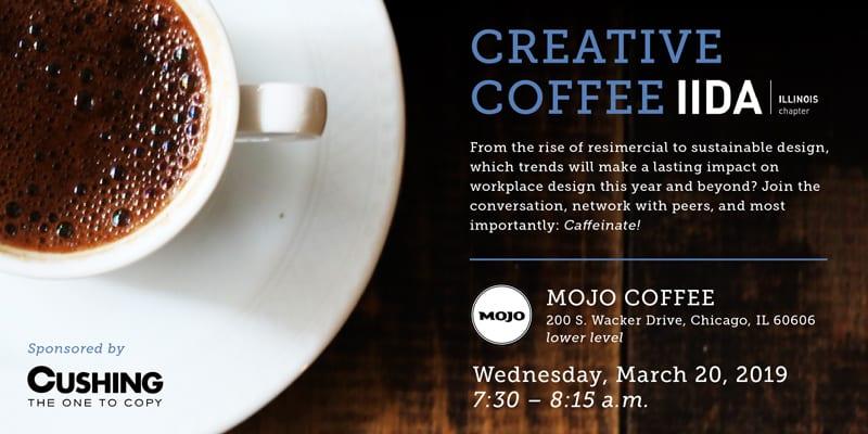 Creative Coffee Event at Mojo