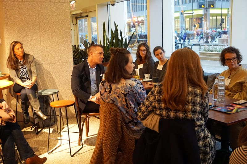April Round Up of Client and Shop Happenings 3 Creative Coffee at Mojo