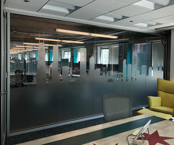Office Frosting at Pareto Intelligence