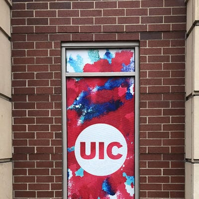 Window Graphics Installed for UIC