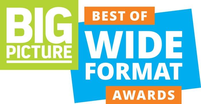 Wide Format Awards Winner
