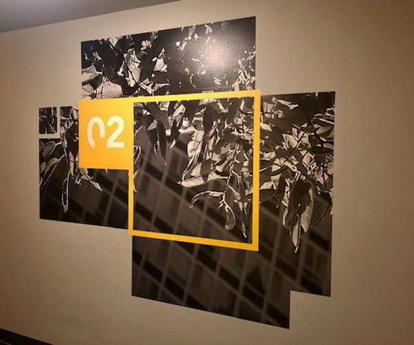 Numbers on Building Graphics to Help Guests