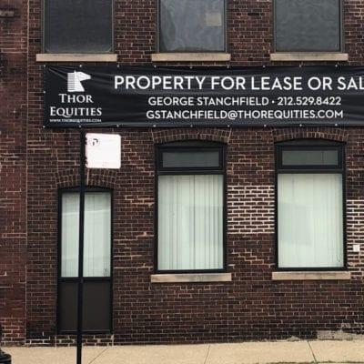 Real Estate Building Banner